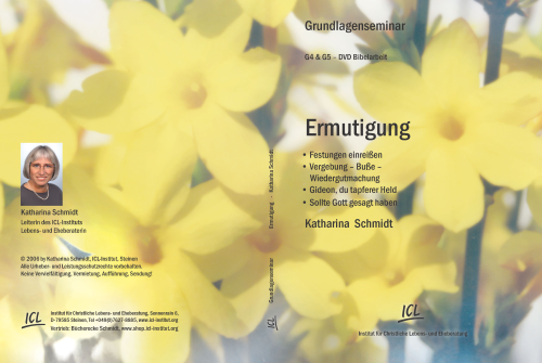 Ermutigung - 4er DVD Set