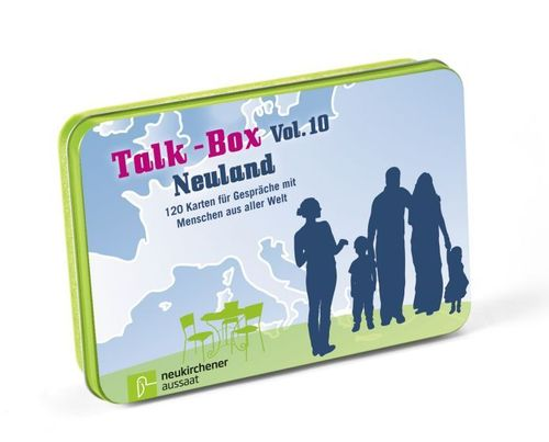 Talk Box Vol. 10 - Neuland